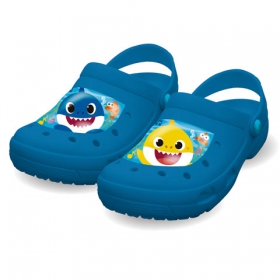 Baby Shark summer clogs