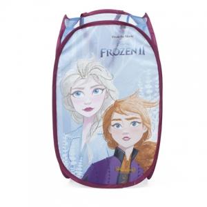 Frozen storage bin