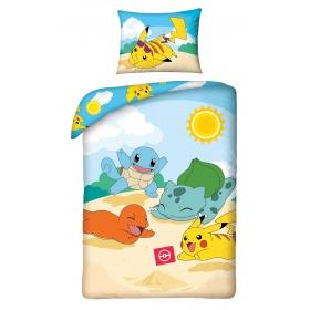 Pokemon bedding 140x200 cm + 70x90 cm