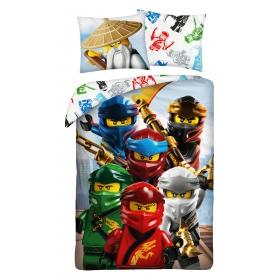 Lego bedding 140x200 cm + 70x90 cm
