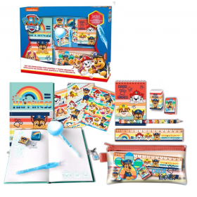 Paw Patrol school accessories set