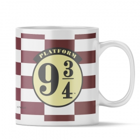 Harry Potter porcelain mug 070 Harry Potter Multicolored