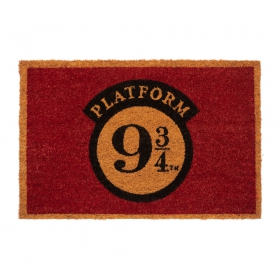 Harry Potter doormat platform 9 3/4