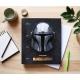 Star Wars The Mandalorian premium 4 ring binder file folder