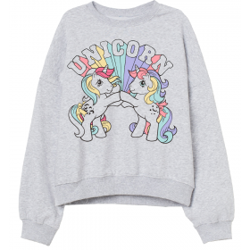 My Little pony woman's  sweatshirt