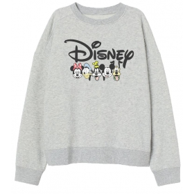 Minnie & Mickey Mouse woman sweatshirt
