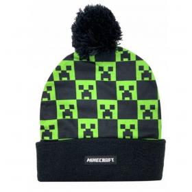 Minecraft winter hat