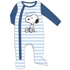 Snoopy baby romper