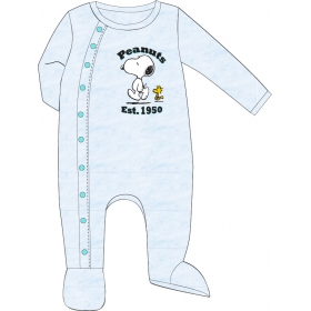 Snoopy baby romper
