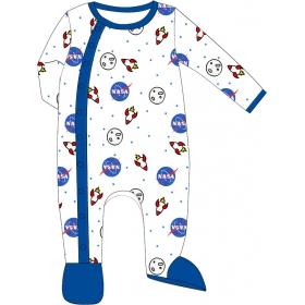 NASA baby romper