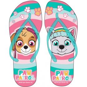Paw Patrol flipflops
