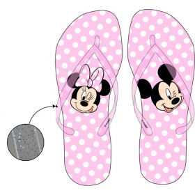 Minnie Mouse flipflops