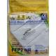 FFP2 protective face mask respirator - EU production