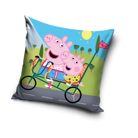 Peppa pig pillowcase 40x40 cm