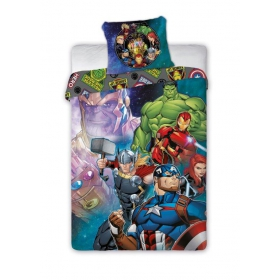 Avengers bedding set
