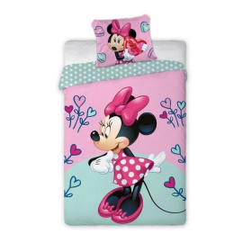 Mninnie Mouse bedding set