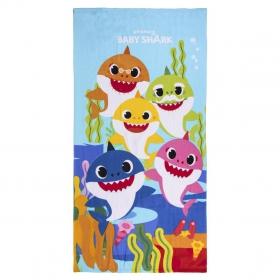 Baby Shark Quick-dry bath towel
