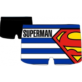 Superman swim trunks