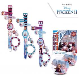 Digital watch with accessories Frozen