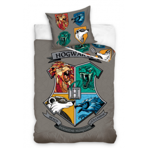 Harry Potter bedding set 160x200 + 70x80 cm