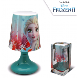 Frozen table lamp