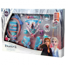 Set of hair accessories 38 pieces Frozen