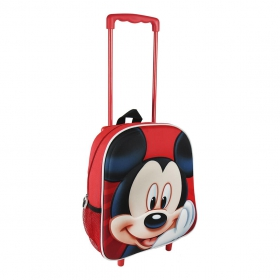 Mickey Mouse trolley backpack 31 cm