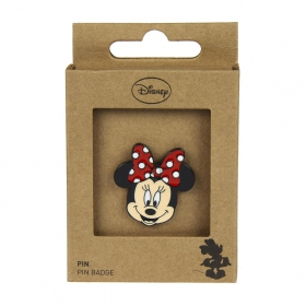 Minnie Mouse metal pin