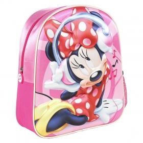 Minnie Mouse 3D backpack for kindergarten Cerda