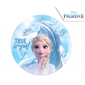 Frozen  fast dry rounded towel 120 cm