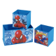 Spiderman storage shelf