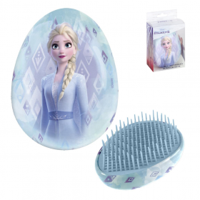 Princess hair brush