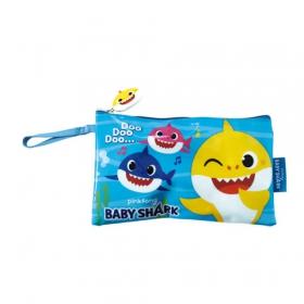 Baby Shark cosmetic bag