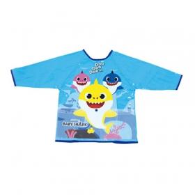 Baby Shark long sleeve apron