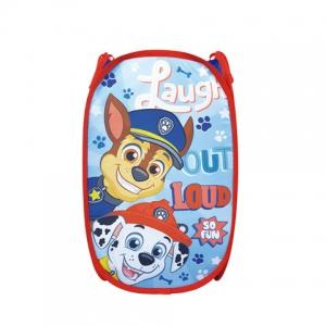 Paw Patrol toy storage bin