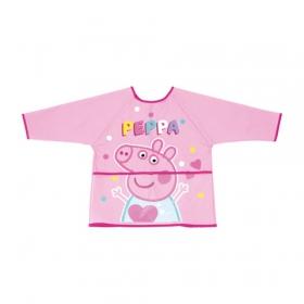 Peppa Pig long sleeve apron