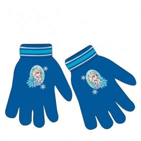 Frozen acrylic gloves