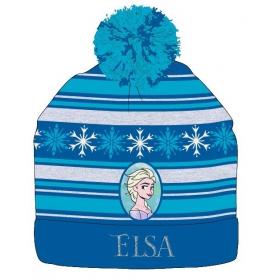 Frozen girl's winter hat