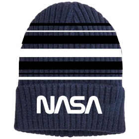 NASA boy's winter hat