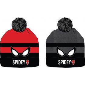 Spiderman boy's winter hat