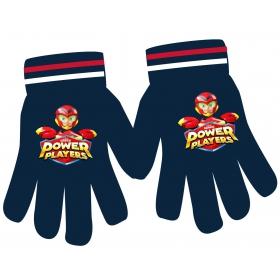 Power Players boys acrylic gloves