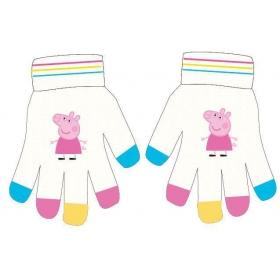 Peppa Pig girls acrylic gloves