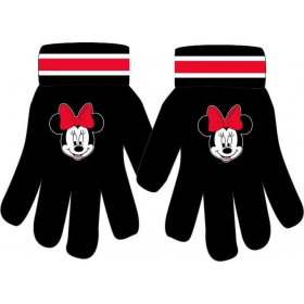 Minnie Mouse girls acrylic gloves
