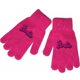 Barbie girls acrylic gloves