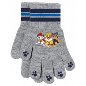 Paw Patrol boys acrylic gloves