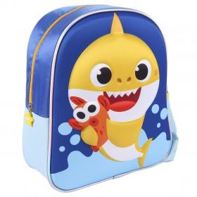 Baby Shark Premium kindergarten 3D backpack Cerda