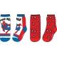 Spiderman boys socks