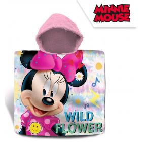 Minnie Mouse cotton bathing poncho