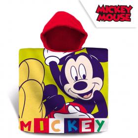 Mickey Mouse bathing poncho, 60x120 cm