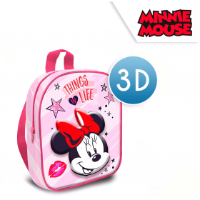 Minnie Mouse 3d backpack 30 cm